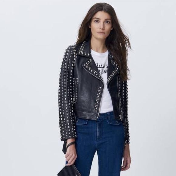 Rebecca Minkoff Jackets & Blazers - Rebecca Minkoff Adelia Jacket